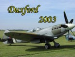 Flying legends 2003 v Duxfordu